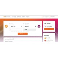 E-Currency Exchanger Website