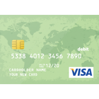 Virtual Visa Card $25